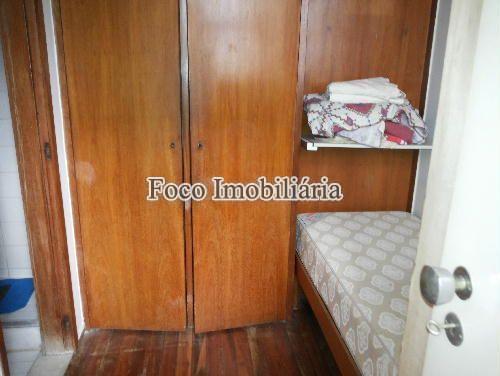 QUARTO EMPREGADA - Apartamento à venda Rua Sá Ferreira,Copacabana, Rio de Janeiro - R$ 1.400.000 - FA32814 - 20