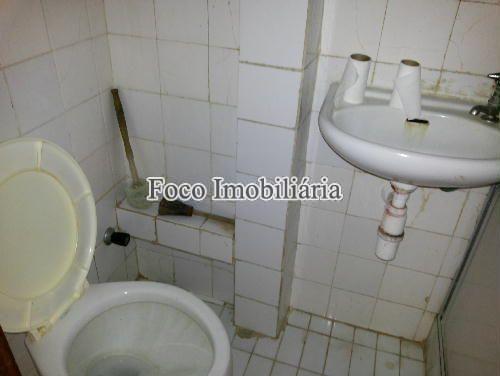 BANHEIRO EMPREGADA - Apartamento à venda Rua Sá Ferreira,Copacabana, Rio de Janeiro - R$ 1.400.000 - FA32814 - 21
