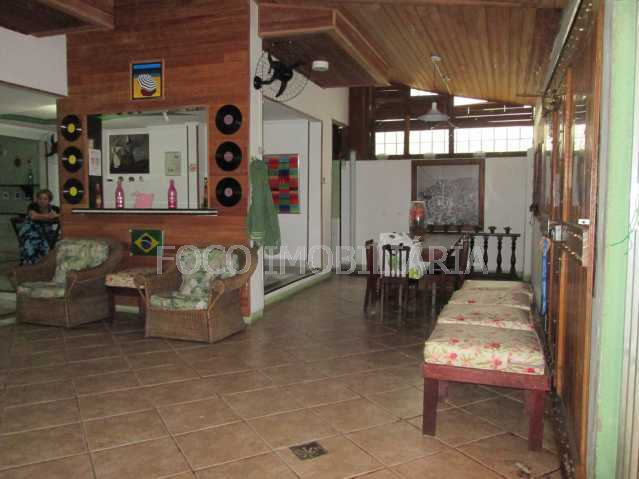 SALÃO - Casa à venda Rua Prudente de Morais,Ipanema, Rio de Janeiro - R$ 7.500.000 - FLCA90003 - 11