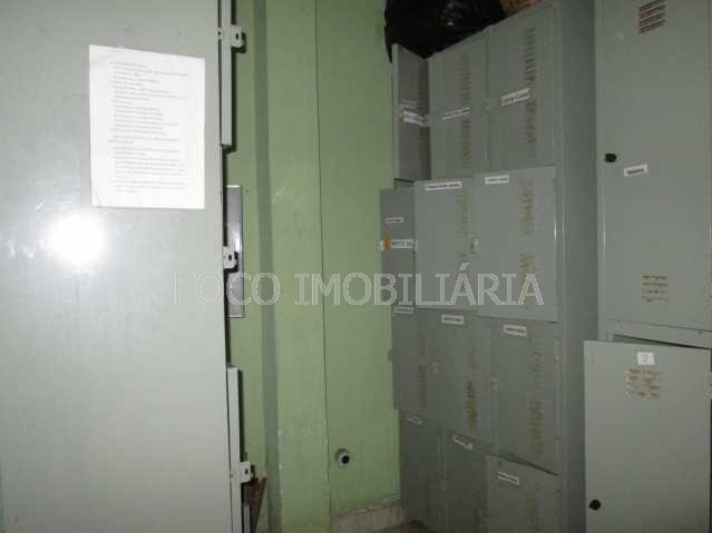 QUARTO EMPREGADA - Casa à venda Rua Prudente de Morais,Ipanema, Rio de Janeiro - R$ 7.500.000 - FLCA90003 - 24