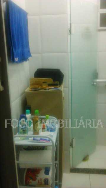 BANHEIRO - Apartamento à venda Rua Barata Ribeiro,Copacabana, Rio de Janeiro - R$ 350.000 - FLAP10514 - 4