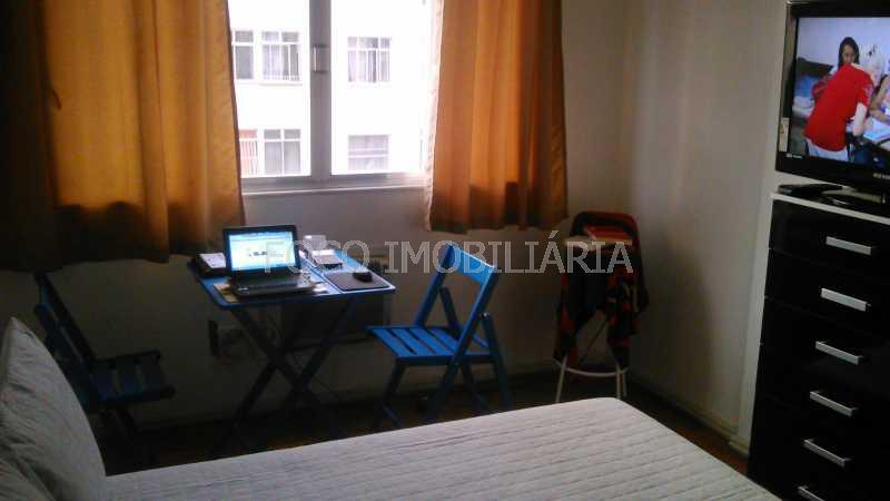 QUARTO - Apartamento à venda Rua Barata Ribeiro,Copacabana, Rio de Janeiro - R$ 350.000 - FLAP10514 - 6