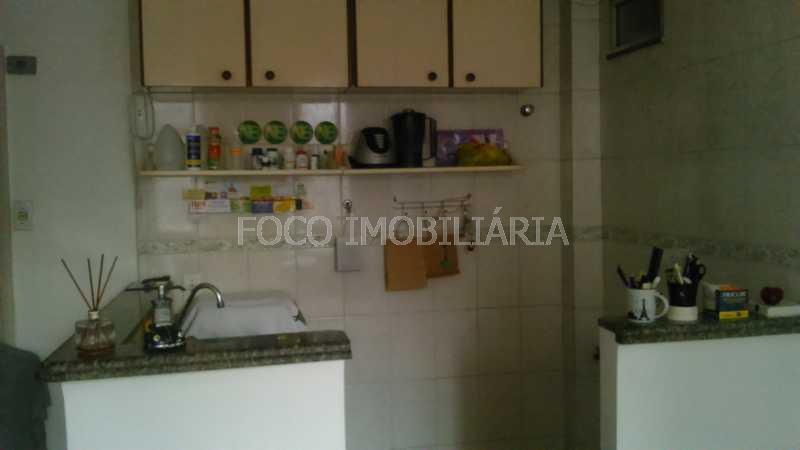 COZINHA AMERICANA - Apartamento à venda Rua Barata Ribeiro,Copacabana, Rio de Janeiro - R$ 350.000 - FLAP10514 - 10
