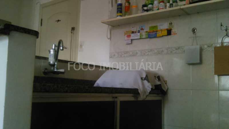 COZINHA AMERICANA - Apartamento à venda Rua Barata Ribeiro,Copacabana, Rio de Janeiro - R$ 350.000 - FLAP10514 - 11