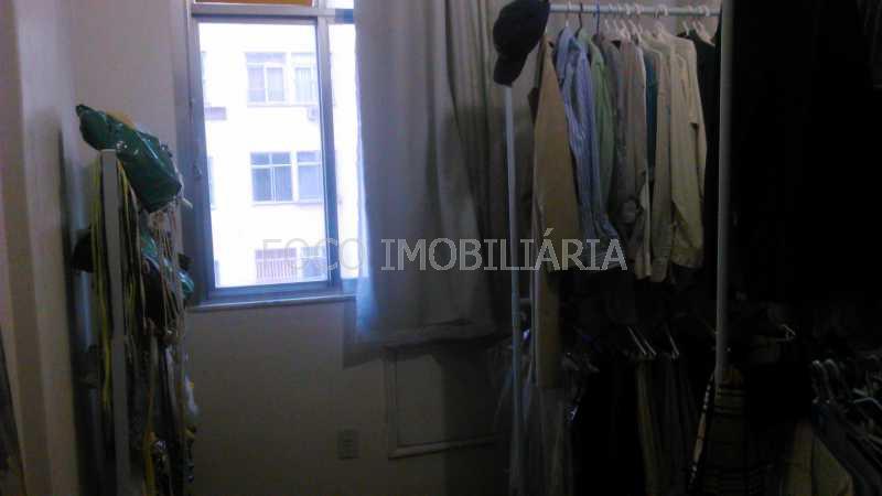 QUARTO - Apartamento à venda Rua Barata Ribeiro,Copacabana, Rio de Janeiro - R$ 350.000 - FLAP10514 - 7