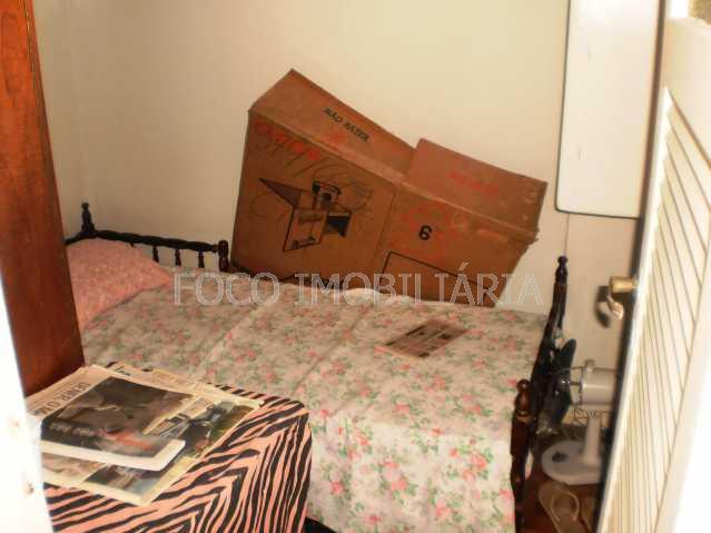 QUARTO EMPREGADA - Apartamento à venda Rua Prudente de Morais,Ipanema, Rio de Janeiro - R$ 3.250.000 - FLAP40205 - 25