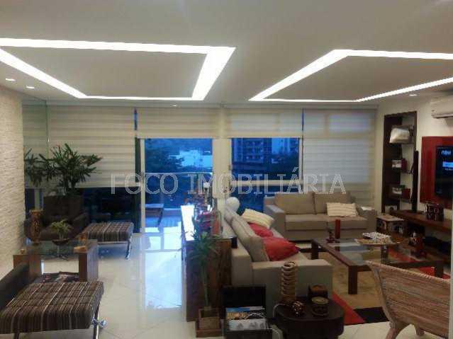 470531021899148 - Apartamento 4 quartos à venda São Conrado, Rio de Janeiro - R$ 2.450.000 - JBAP40085 - 6