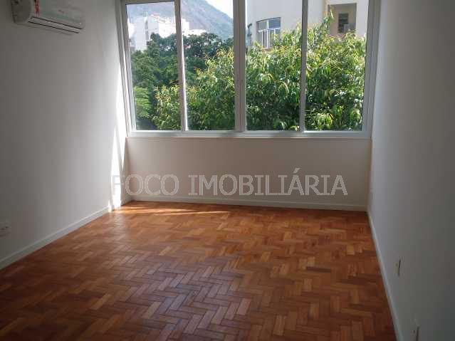 SALA - Apartamento à venda Rua Desembargador Burle,Humaitá, Rio de Janeiro - R$ 750.000 - FLAP20957 - 1