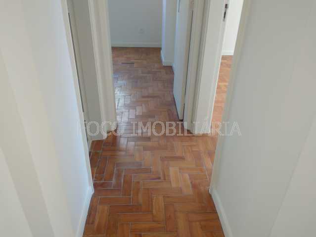 CIRCULAÇÃO - Apartamento à venda Rua Desembargador Burle,Humaitá, Rio de Janeiro - R$ 750.000 - FLAP20957 - 8