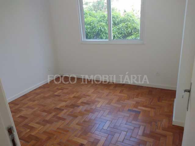 QUARTO 2 - Apartamento à venda Rua Desembargador Burle,Humaitá, Rio de Janeiro - R$ 750.000 - FLAP20957 - 13