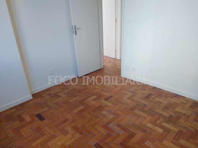 QUARTO 2 - Apartamento à venda Rua Desembargador Burle,Humaitá, Rio de Janeiro - R$ 750.000 - FLAP20957 - 14