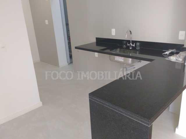 COZINHA - Apartamento à venda Rua Desembargador Burle,Humaitá, Rio de Janeiro - R$ 750.000 - FLAP20957 - 5