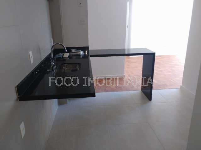 COZINHA - Apartamento à venda Rua Desembargador Burle,Humaitá, Rio de Janeiro - R$ 750.000 - FLAP20957 - 15