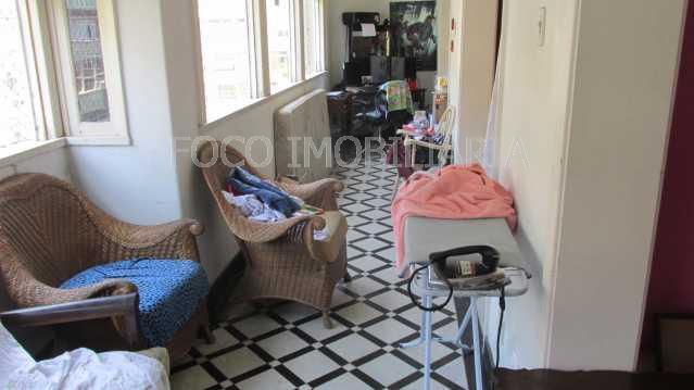 VARANDA - Apartamento à venda Rua Souza Lima,Copacabana, Rio de Janeiro - R$ 1.600.000 - FLAP30874 - 6