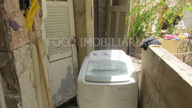 ÁREA SERVIÇO - Apartamento à venda Rua Souza Lima,Copacabana, Rio de Janeiro - R$ 1.600.000 - FLAP30874 - 18