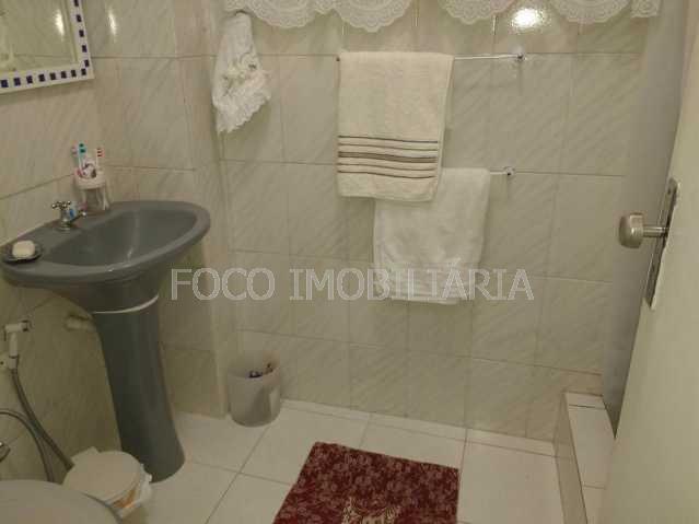 BANHEIRO SOCIAL - Apartamento à venda Rua das Laranjeiras,Laranjeiras, Rio de Janeiro - R$ 620.000 - FLAP21021 - 15