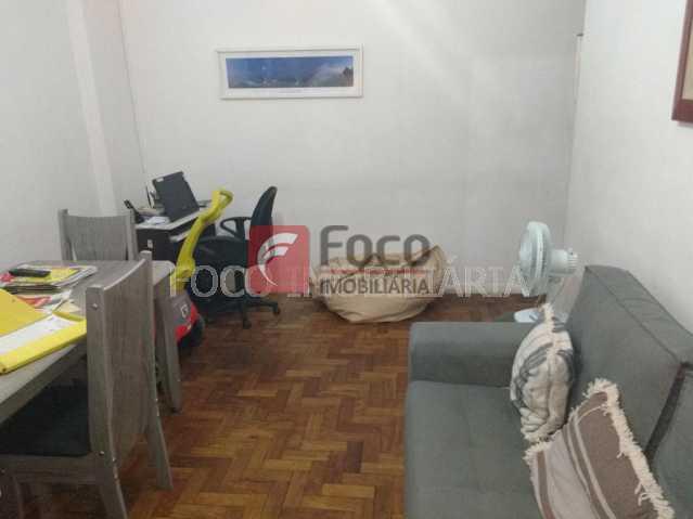 SALA - Apartamento à venda Praia de Botafogo,Botafogo, Rio de Janeiro - R$ 650.000 - FLAP21023 - 3
