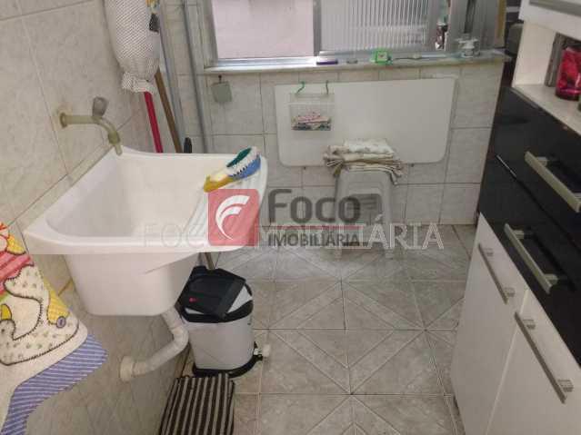 ÁREA SERVIÇO - Apartamento à venda Praia de Botafogo,Botafogo, Rio de Janeiro - R$ 650.000 - FLAP21023 - 16