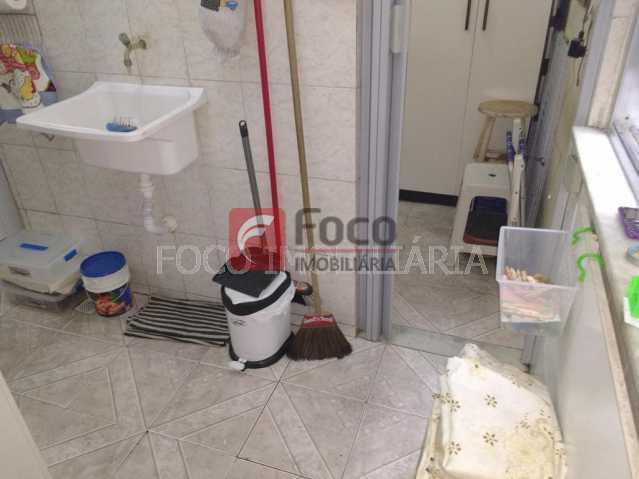 ÁREA SERVIÇO - Apartamento à venda Praia de Botafogo,Botafogo, Rio de Janeiro - R$ 650.000 - FLAP21023 - 17