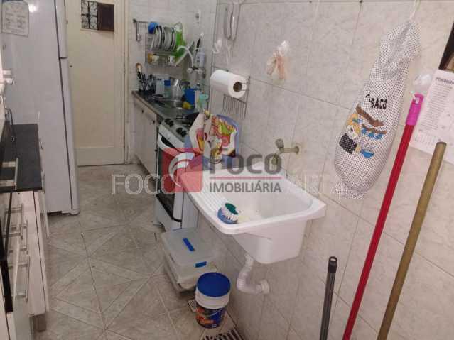 ÁREA E COZINHA - Apartamento à venda Praia de Botafogo,Botafogo, Rio de Janeiro - R$ 650.000 - FLAP21023 - 15