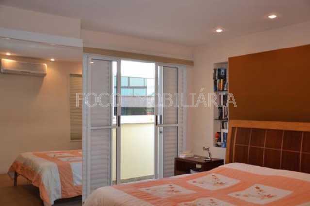 suíte - Cobertura à venda Rua Sacopa,Lagoa, Rio de Janeiro - R$ 2.780.000 - JBCO40026 - 8