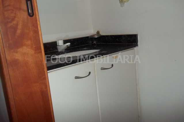 LAVABO ANG 1 - Flat 1 quarto à venda Ipanema, Rio de Janeiro - R$ 1.200.000 - JBFL10003 - 11