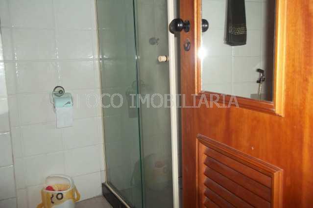 BANHEIRO SUÍTE - Flat 1 quarto à venda Ipanema, Rio de Janeiro - R$ 1.200.000 - JBFL10003 - 10