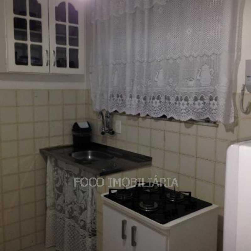 cozinha - Kitnet/Conjugado 35m² à venda Copacabana, Rio de Janeiro - R$ 550.000 - JBKI00049 - 13