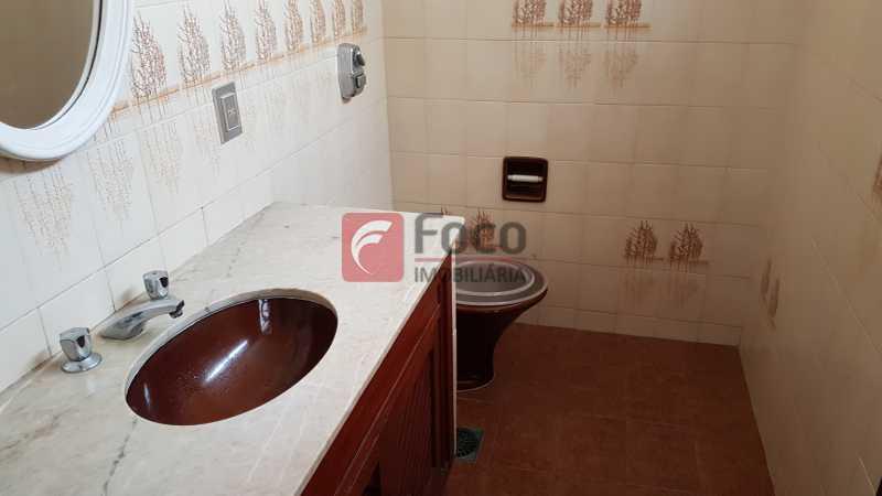 BANHEIRO - Apartamento à venda Rua Senador Euzebio,Flamengo, Rio de Janeiro - R$ 1.800.000 - FLAP22432 - 17