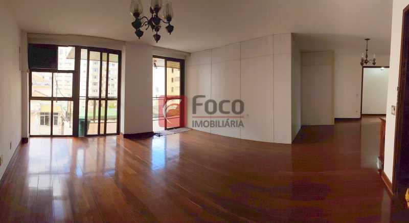 SALA - Apartamento à venda Rua Senador Euzebio,Flamengo, Rio de Janeiro - R$ 1.800.000 - FLAP22432 - 4