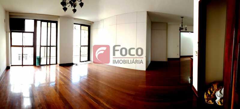 SALA - Apartamento à venda Rua Senador Euzebio,Flamengo, Rio de Janeiro - R$ 1.800.000 - FLAP22432 - 3