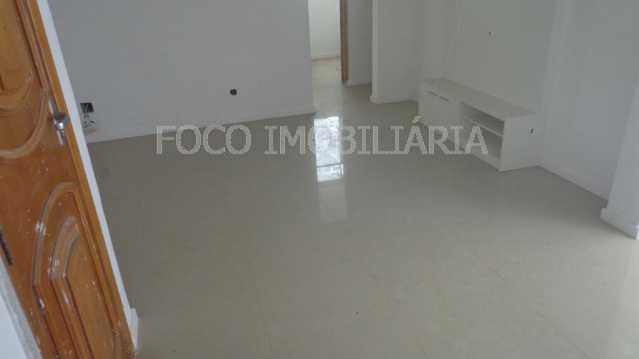 SALA - Apartamento à venda Rua Cardeal Dom Sebastião Leme,Santa Teresa, Rio de Janeiro - R$ 410.000 - FLAP21058 - 9