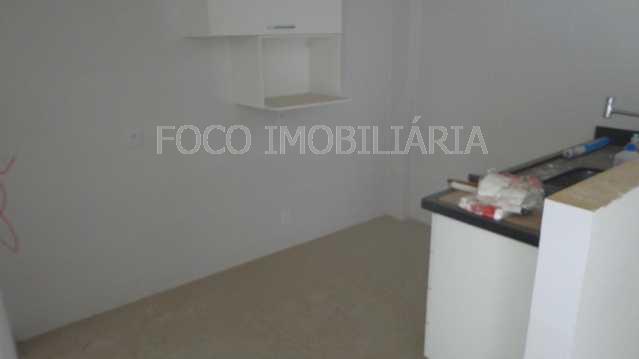 COZINHA - Apartamento à venda Rua Cardeal Dom Sebastião Leme,Santa Teresa, Rio de Janeiro - R$ 410.000 - FLAP21058 - 15