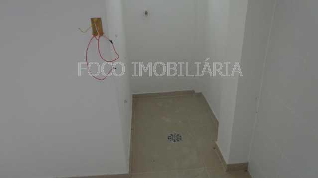 ESPAÇO MAQ DE LAVAR - Apartamento à venda Rua Cardeal Dom Sebastião Leme,Santa Teresa, Rio de Janeiro - R$ 410.000 - FLAP21058 - 16