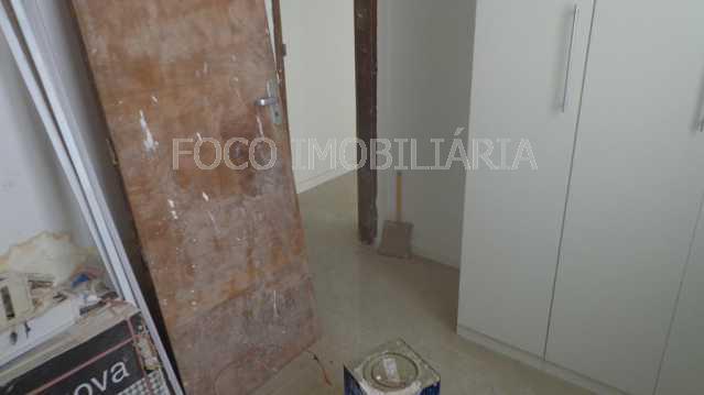 QUARTO 2 EM OBRA - Apartamento à venda Rua Cardeal Dom Sebastião Leme,Santa Teresa, Rio de Janeiro - R$ 410.000 - FLAP21058 - 13
