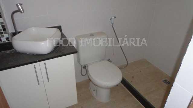 BANHEIRO SOCIAL - Apartamento à venda Rua Cardeal Dom Sebastião Leme,Santa Teresa, Rio de Janeiro - R$ 410.000 - FLAP21058 - 4