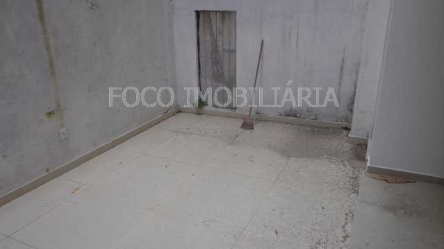 ÁREA EXTERNA QUINTAL - Apartamento à venda Rua Cardeal Dom Sebastião Leme,Santa Teresa, Rio de Janeiro - R$ 410.000 - FLAP21058 - 21