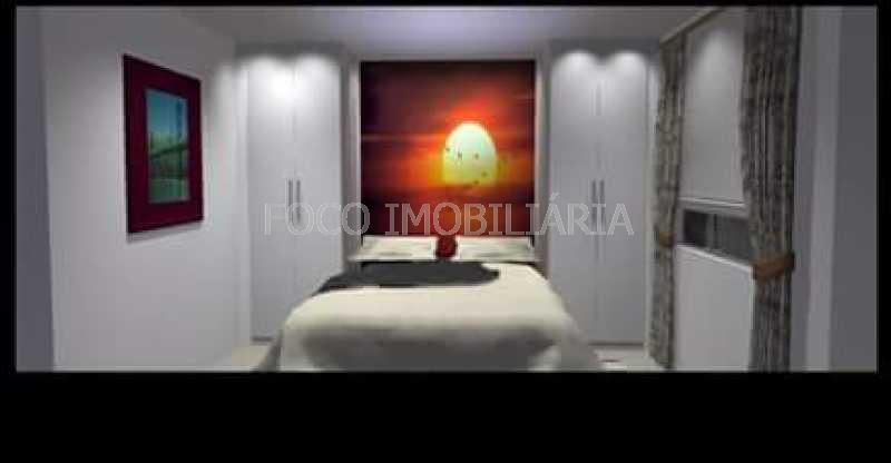 QUART0 - Apartamento à venda Rua Cardeal Dom Sebastião Leme,Santa Teresa, Rio de Janeiro - R$ 410.000 - FLAP21058 - 27