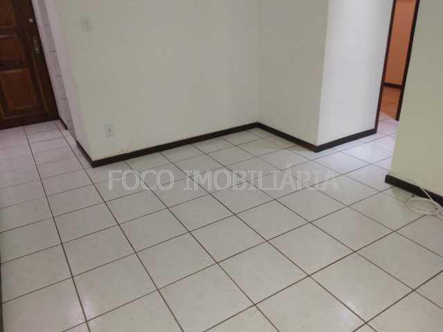 SALA - Apartamento à venda Rua Bartolomeu Portela,Botafogo, Rio de Janeiro - R$ 520.000 - FLAP10663 - 3