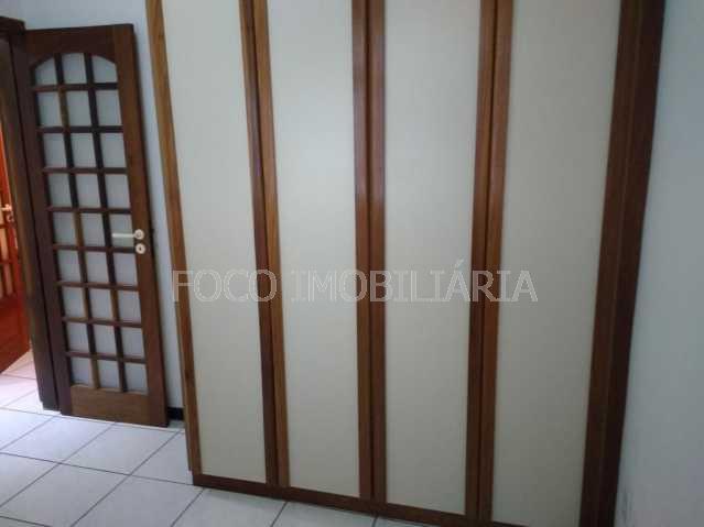 QUARTO - Apartamento à venda Rua Bartolomeu Portela,Botafogo, Rio de Janeiro - R$ 520.000 - FLAP10663 - 8