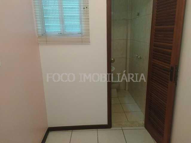 QUARTO REVERTIDO - Apartamento à venda Rua Bartolomeu Portela,Botafogo, Rio de Janeiro - R$ 520.000 - FLAP10663 - 10