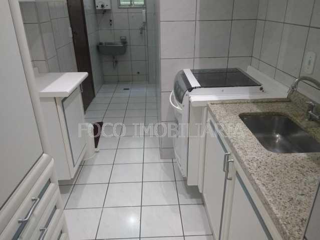 COZINHA - Apartamento à venda Rua Bartolomeu Portela,Botafogo, Rio de Janeiro - R$ 520.000 - FLAP10663 - 14