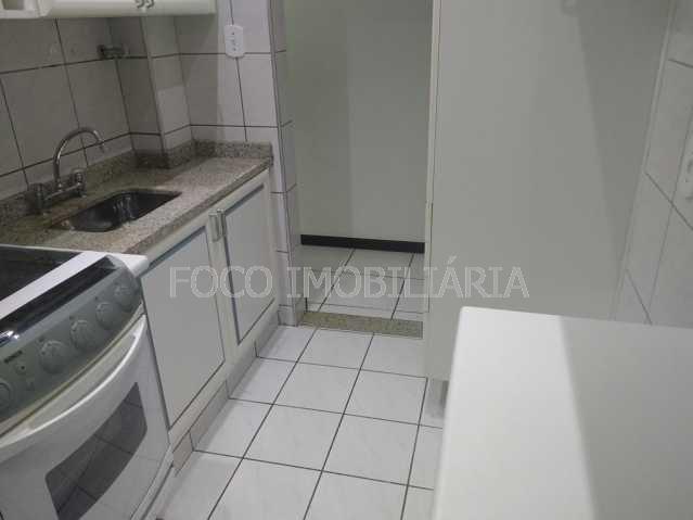 COZINHA - Apartamento à venda Rua Bartolomeu Portela,Botafogo, Rio de Janeiro - R$ 520.000 - FLAP10663 - 13
