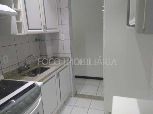 COZINHA - Apartamento à venda Rua Bartolomeu Portela,Botafogo, Rio de Janeiro - R$ 520.000 - FLAP10663 - 15