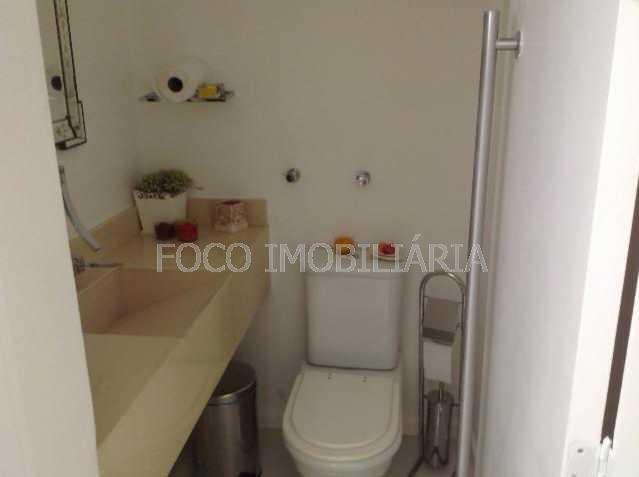 15 - Cobertura 4 quartos à venda Leblon, Rio de Janeiro - R$ 9.000.000 - JBCO40040 - 15