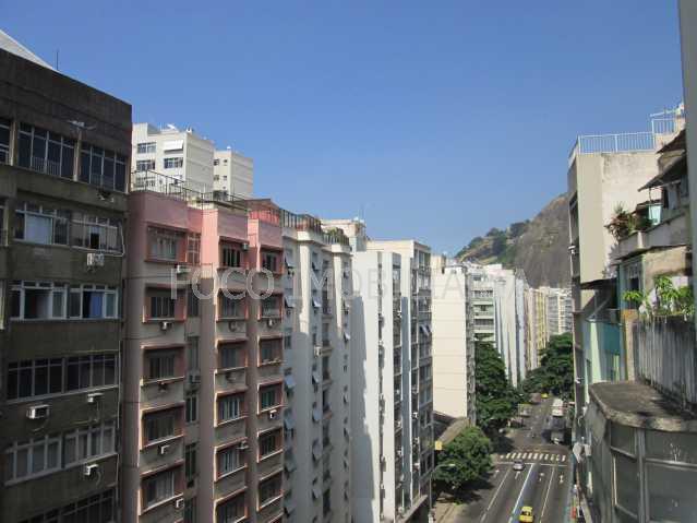 VISTA - Apartamento à venda Rua Barata Ribeiro,Copacabana, Rio de Janeiro - R$ 850.000 - FLAP30983 - 9