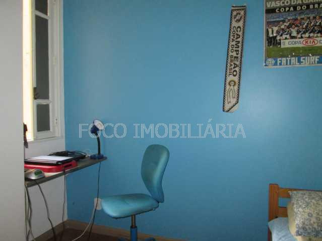 QUARTO - Apartamento à venda Rua Barata Ribeiro,Copacabana, Rio de Janeiro - R$ 850.000 - FLAP30983 - 18