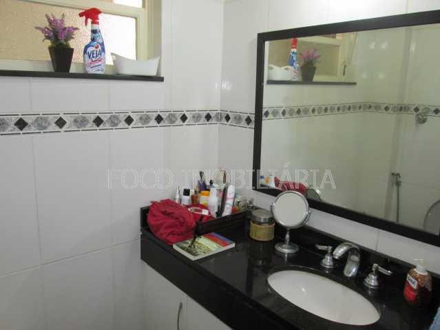 BANHEIRO - Apartamento à venda Rua Barata Ribeiro,Copacabana, Rio de Janeiro - R$ 850.000 - FLAP30983 - 4