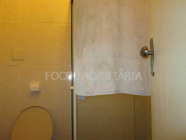BANHEIRO - Apartamento à venda Rua Barata Ribeiro,Copacabana, Rio de Janeiro - R$ 850.000 - FLAP30983 - 21