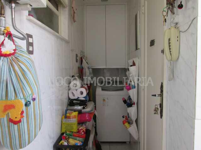 ÁREA SERVIÇOS - Apartamento à venda Rua Barata Ribeiro,Copacabana, Rio de Janeiro - R$ 850.000 - FLAP30983 - 6